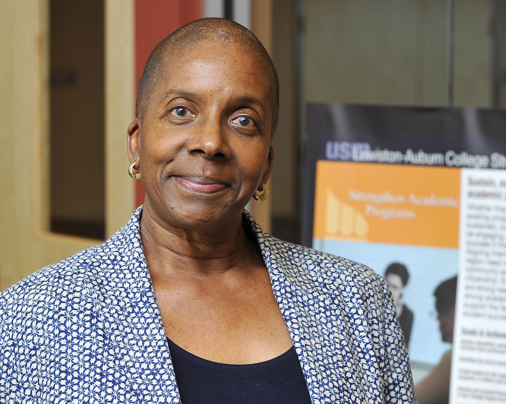 Dean Joyce Gibson thinks USM's Lewiston-Auburn campus is a model of, among other things, community connections.