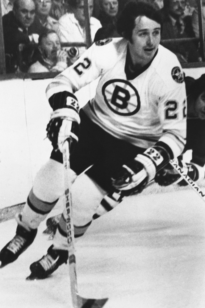 sale retailer b6b55 9bf82 Bruins legend Brad Park keeps it humble while living in ...