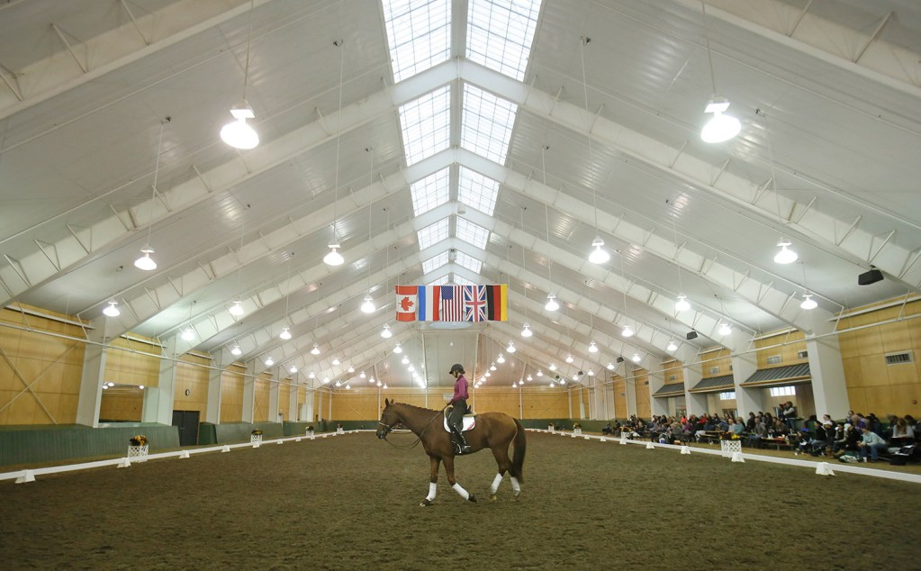 Equestrian Center Gives New Meaning To Elite Portland