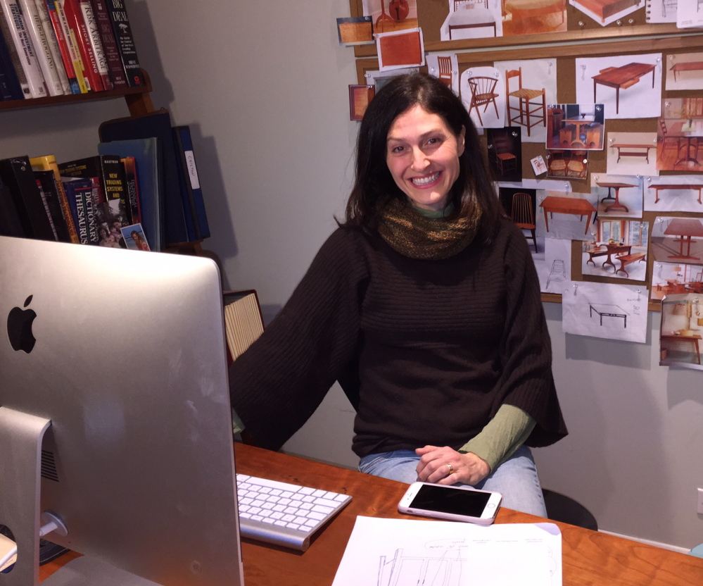 Jennifer Levin has ties to Maine. She spends summers at Ocean Park and graduated from Bates College.