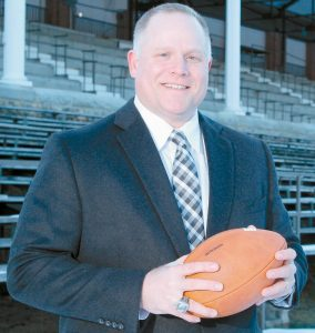 BOWDOIN COLLEGE has hired James Wells to take the lead for the Polar Bears football team during the 2015 season. Wells comes from Endicott College, where he held a 75-48 record over 12 seasons.
