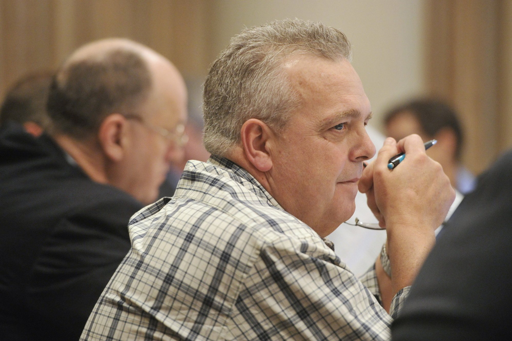 Harpswell fisherman Terry Alexander, who wants to reopen part of Cashes Ledge, is also on the fishery council.