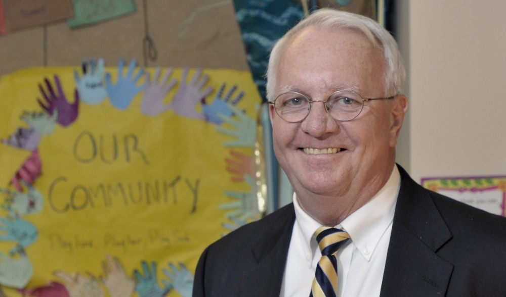 Michael McCarthy is retiring in September, after having served as King Middle School's principal for 27 years. McCarthy's ideas have been used to structure all of Portland's middle school programs.