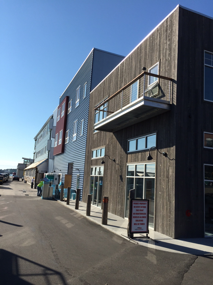 The Portland Science Center at 68 Commercial St. is set to open by the end of the month.