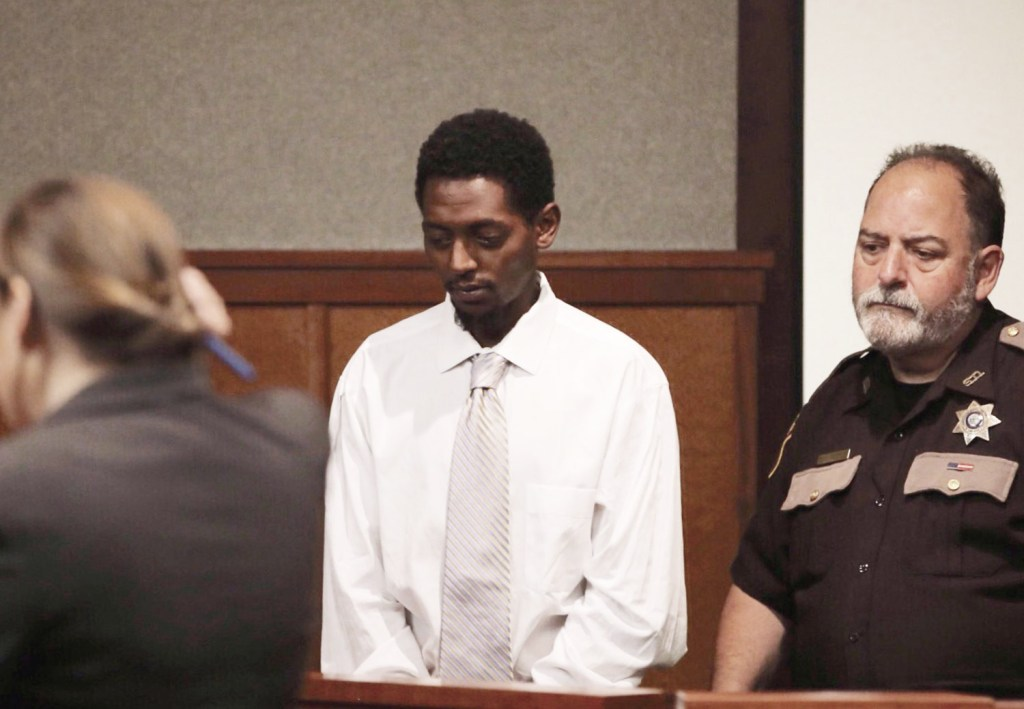 Abil Teshome is among three men indicted in the killing of Freddy Akoa in Portland in August. They have yet to enter pleas.