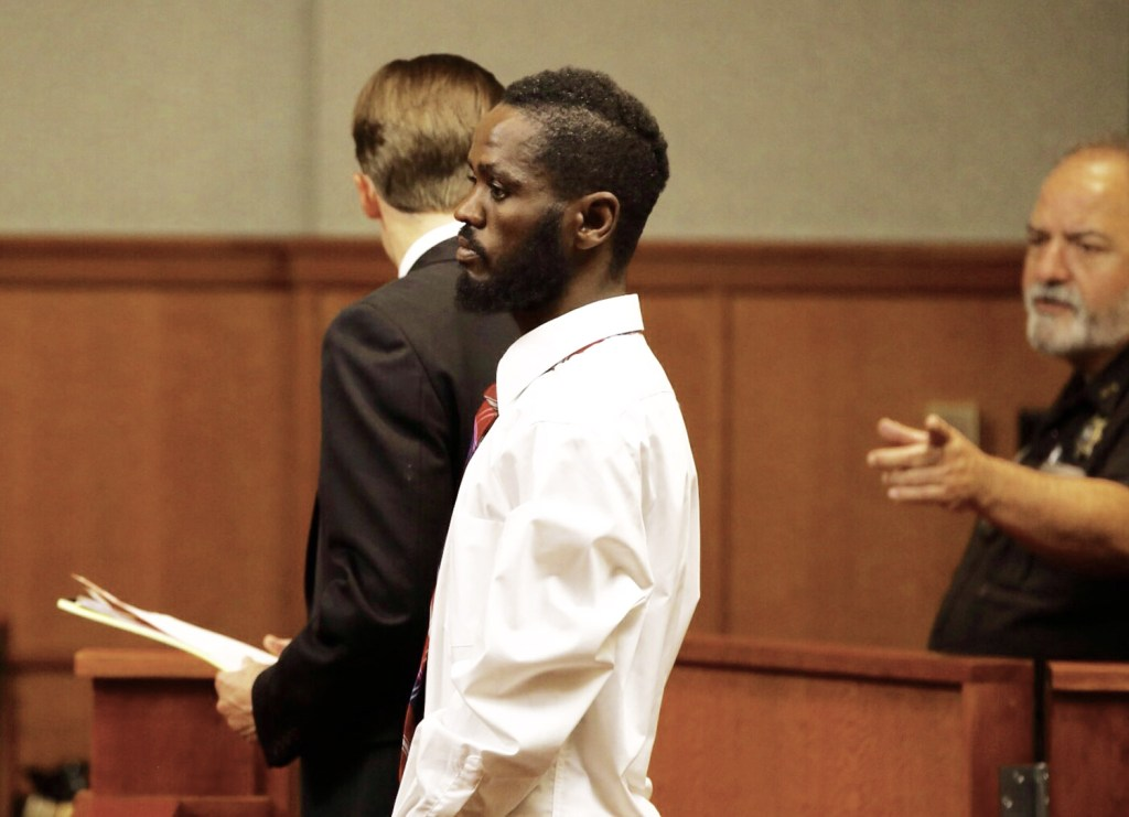 Mohamud Mohamed is one of three men indicted on charges of murdering Freddy Akoa of Portland.