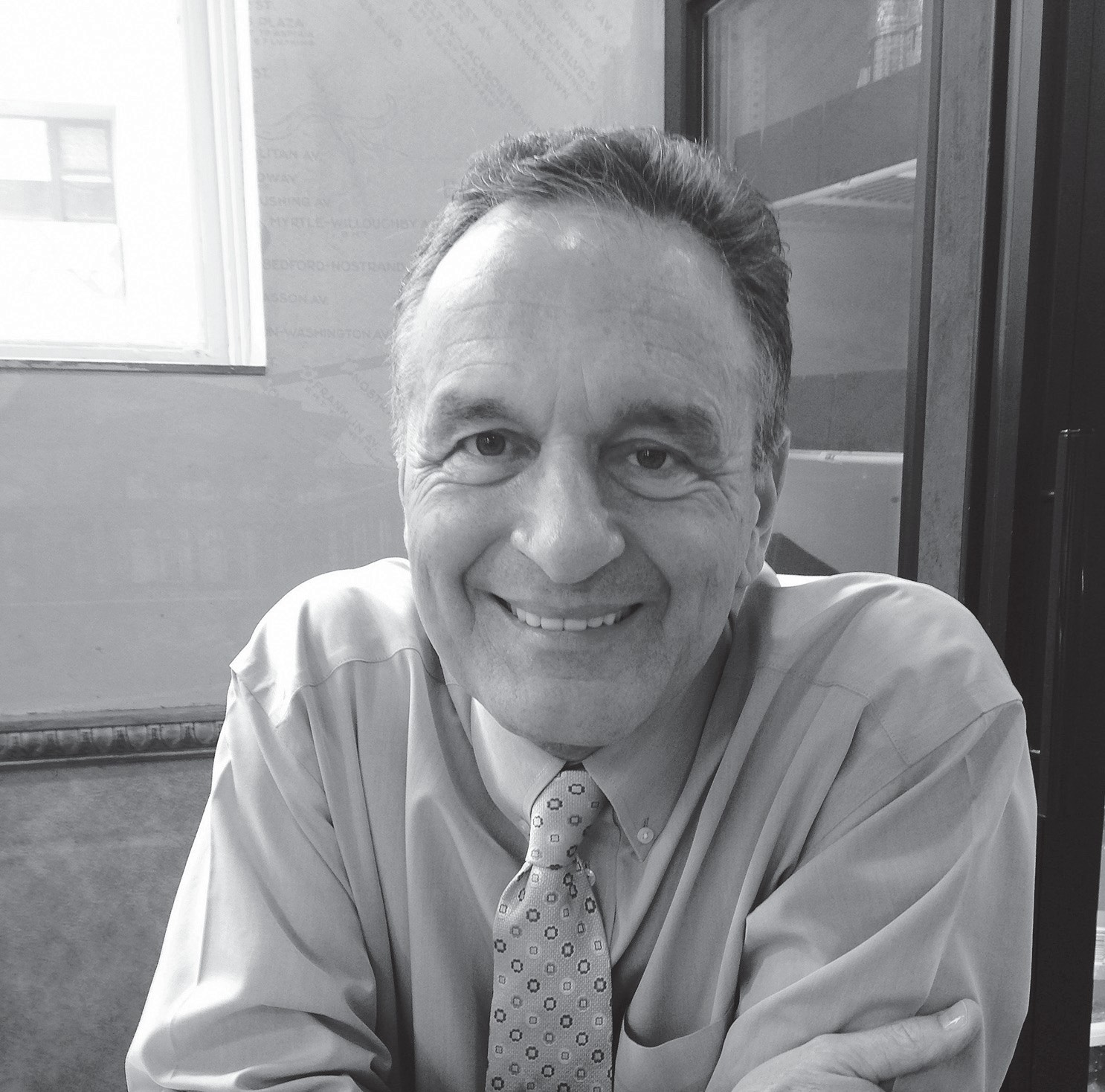 In this 2014 file photo, Subway co-founder Fred DeLuca poses for a photo at a Subway restaurant in New York.