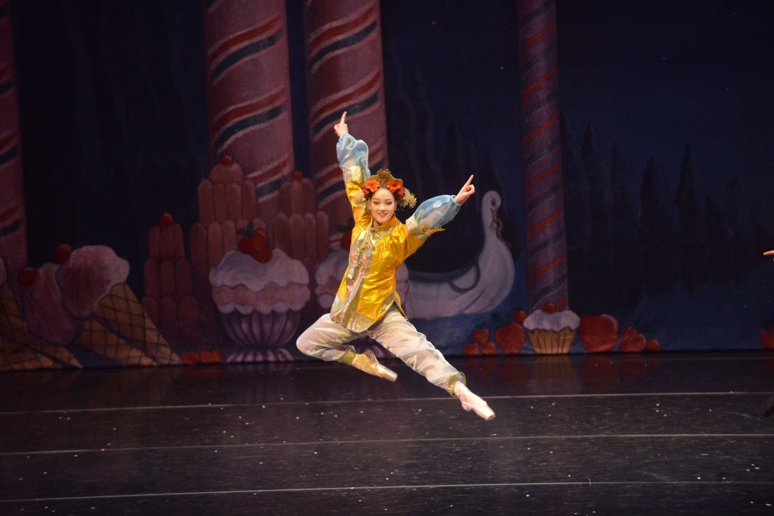 Trio making strong impact at Maine State Ballet - Portland ...
