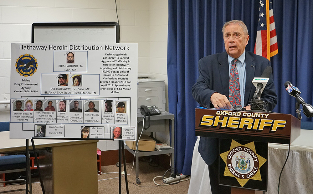Fifteen arrests made in 'largest drug investigation' ever in