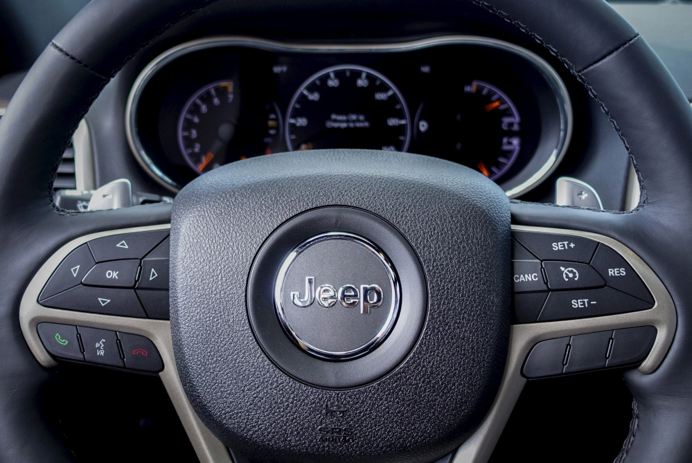 Fiat Chrysler will recall 1.4 million vehicles in the United States to install software to prevent hackers from gaining remote control of the engine, steering and other systems in what federal officials said was the first such action of its kind.