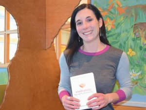 """JENNIFER IACOVELLI encourages purposeful living in her book, """"Simple Giving: Easy Ways to Give Every Day."""""""