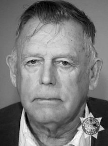THIS BOOKING PHOTO provided by the Multnomah County, Oregon, Sheriff'' s office shows Nevada rancher Cliven Bundy. Bundy, the father of the jailed leader of the Oregon refuge occupation, and who was the center of a standoff with federal officials in Nevada in 2014, was arrested in Portland, the FBI said Feb. 11.