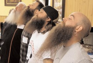 THE BEST BEARD CONTEST returns as par t of the fourth annual Ice and Smelt Festival in Bowdoinham.