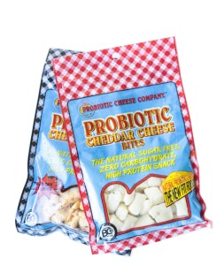 The Probiotic Cheese Company's products are for sale at Whole Foods in Portland. Whitney Hayward/Staff Photographer