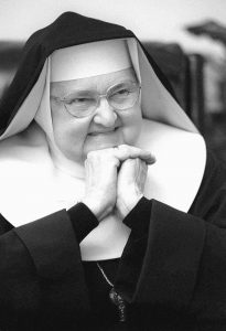 MOTHER ANGELICA, shown on March 2, 1999, has died. She was 92.