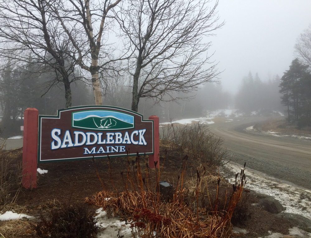 Saddleback ski area did not open this winter, and there has been no word about its sale since the resort announced it would not be opening for February school vacation week.