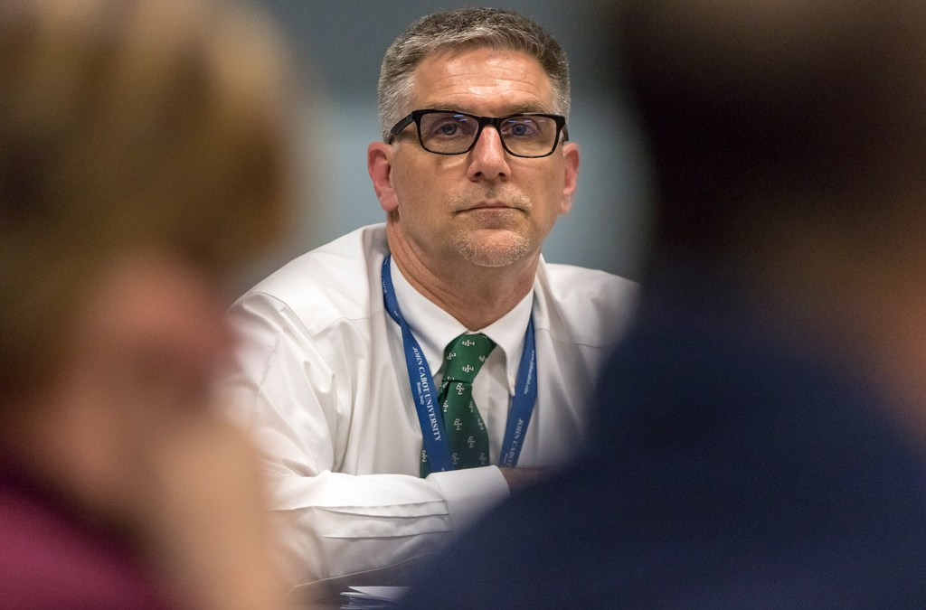 No action was taken against SAD 6 Superintendent Frank Sherburne at the conclusion of Tuesday's special meeting.