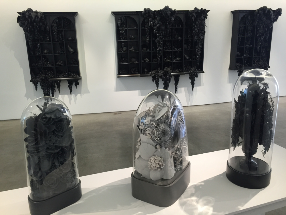 """""""The Order of Things,"""" installation view"""