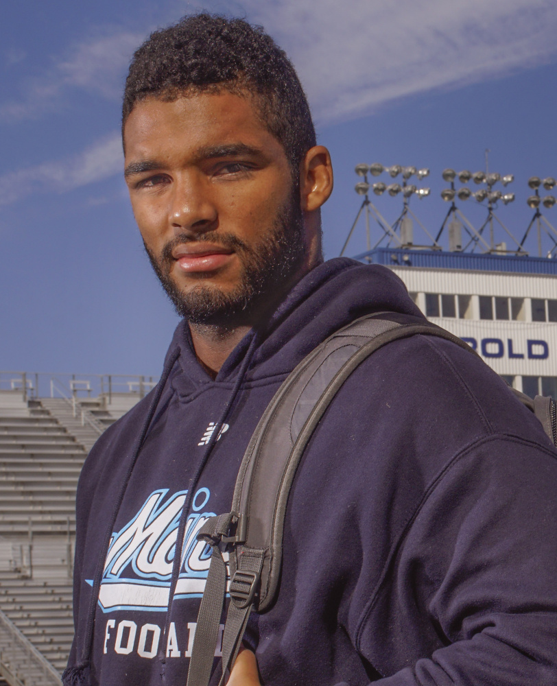 Trevor Bates was waiting for the call, and it finaly came from the Indianapolis Colts. Bates, a former Westbrook High and UMaine star, was drafted in the seventh round.
