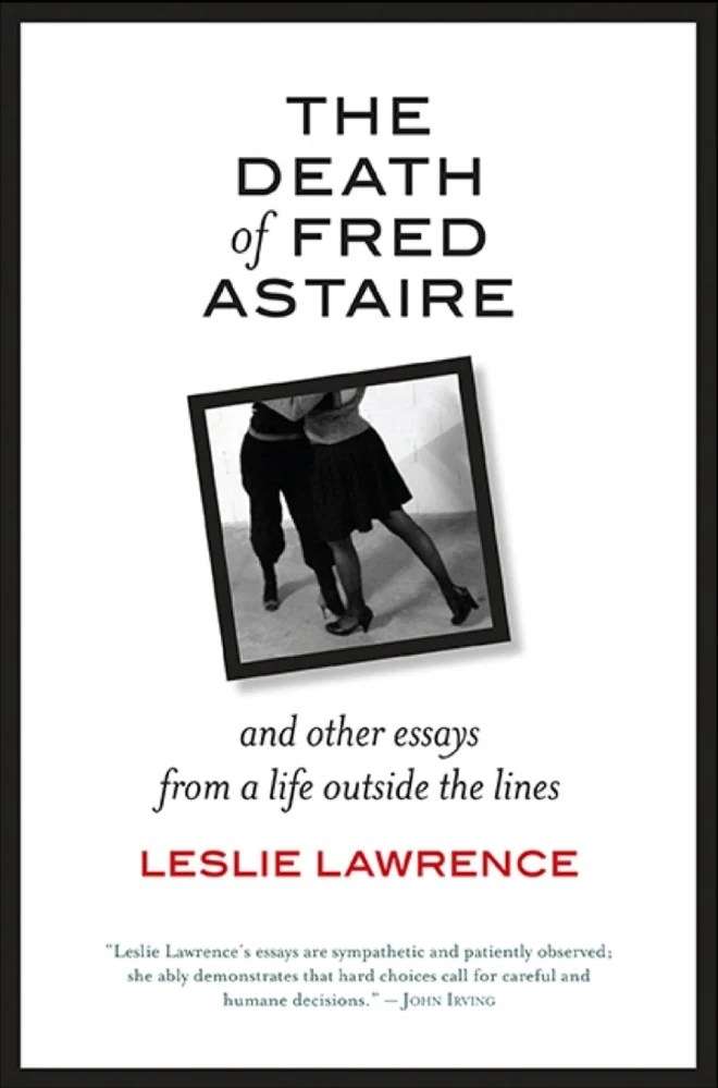 Book review: 'Death of Fred Astaire' a touching, funny exploration