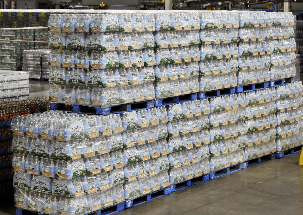 Poland Spring reaches high water mark - Portland Press Herald