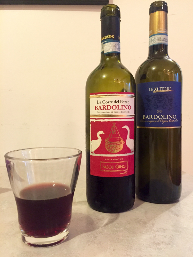 The most egregiously overlooked red wine is Bardolino.    Photo by Joe Appel