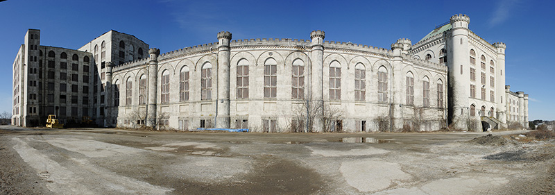 Attempts to redevelop Portsmouth shipyard prison fail