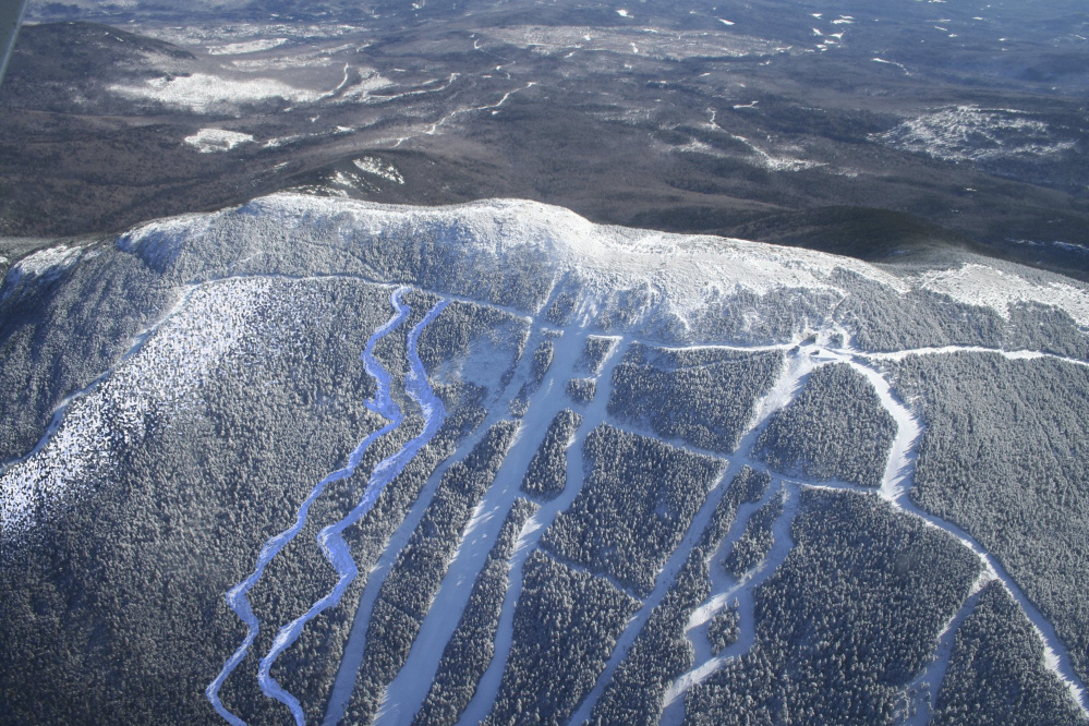 A group of Rangeley businesses and skiers plans a joint announcement with the Trust for Public Land Thursday. The deal includes the ski resort and the land around it.