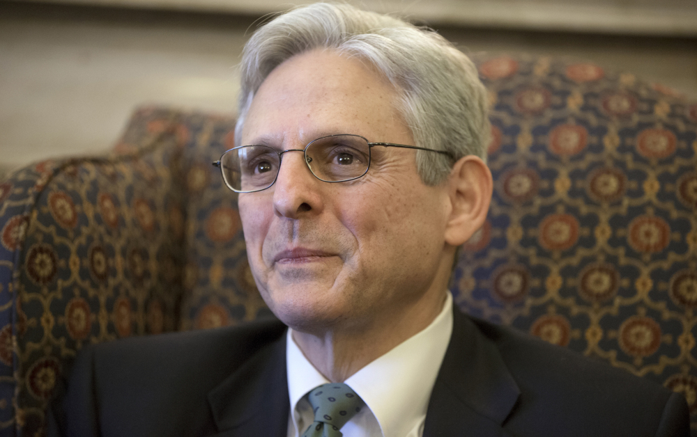 Merrick Garland is an able, moderate, respected and seasoned appellate judge, and a combination of ideology and situational ethics is all that is keeping his nomination to the Supreme Court from moving forward.