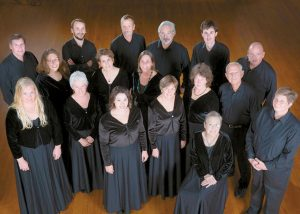VOXX: VOICE OF TWENTY will per form at the Phippsburg Congregational Church on Sunday at 2 p.m.