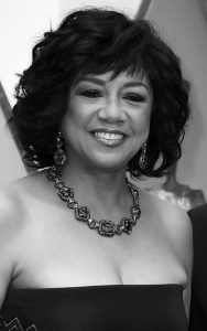 CHERYL BOONE ISAACS arrives at the Oscars on Feb. 26 at the Dolby Theatre in Los Angeles. Boone Isaacs says the two accountants responsible for the best picture mistake will not work the Oscars again. Brian Cullinan and Martha Ruiz were responsible for the winners' envelopes at Sunday's Oscar show. Cullinan tweeted a photo of Emma Stone from backstage minutes before handing presenters Warren Beatty and Faye Dunaway the wrong envelope for best picture. Boone Isaacs said Cullinan's distraction caused the error.