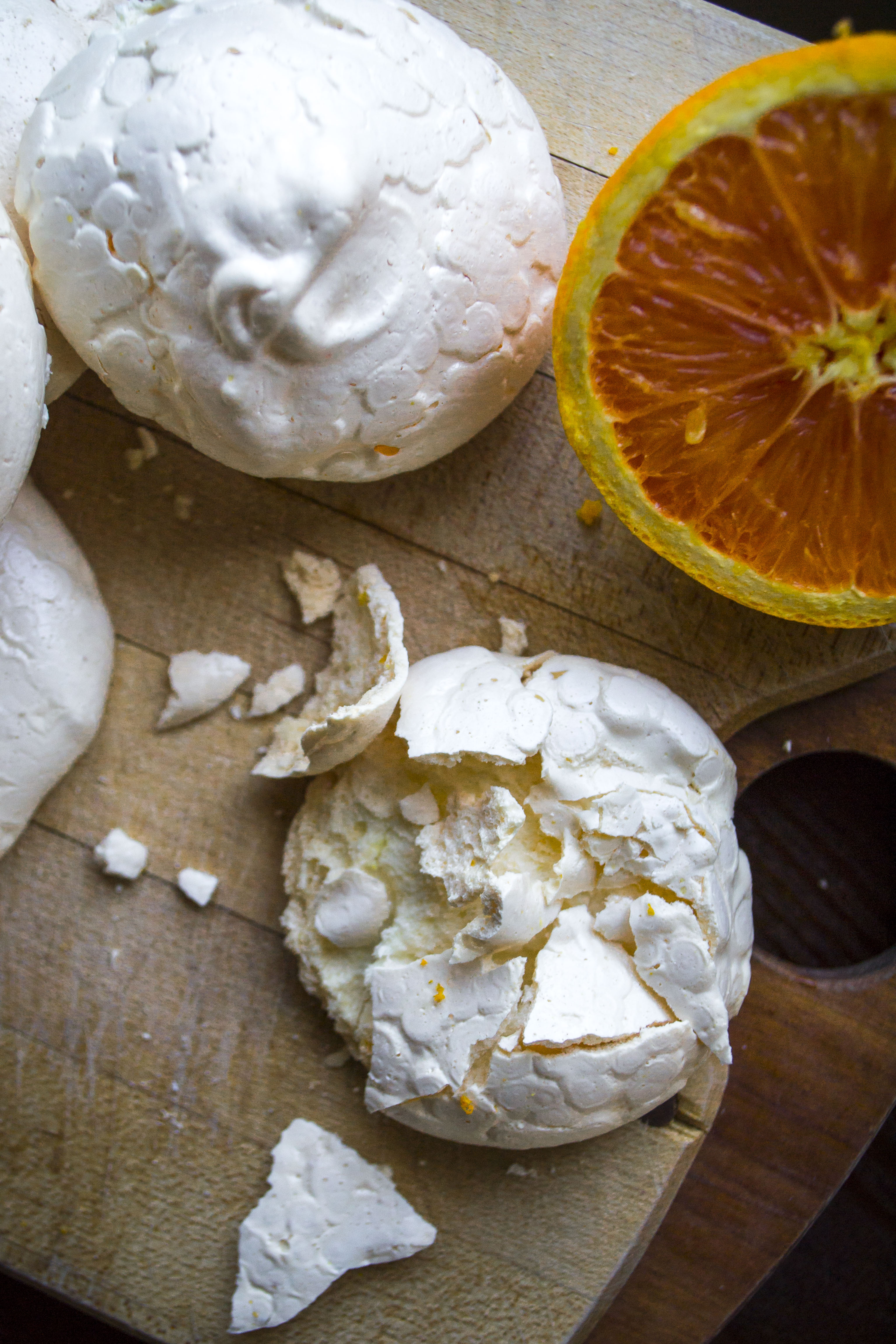 Meringues make for a delicate and refined dessert at any bridal shower, birthday party or family gathering. ALAN BENNETT/Journal Tribune