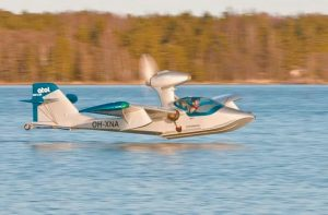 THE ATOL 650 amphibious aircraft will be produced at Brunswick Landing for the North American market.
