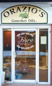 FIORE ARTISAN OLIVE OILS & Vinegars, which has locations in Freeport and Brunswick, recently announced the launch of its first location in New Hampshire, a collaboration with Orazio's Gourmet, a one-of-a-kind specialty food purveyor, located at 25 North Main St., in Wolfeboro.