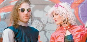 PORTLAND-BASED '80S COVER BAND THE AWESOME, featuring lead singers Jennywren Walker and Michael Taylor, will perform this Saturday at the Bath Lodge of Elks in support of the Maine Children's Cancer Program.