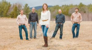 ERICA BROWN AND THE BLUEGRASS CONNECTION will perform at Phippsburg Congregational Church Saturday at 7:30 p.m.