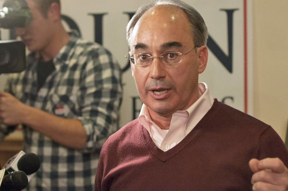 Rep. Bruce Poliquin, 2nd District