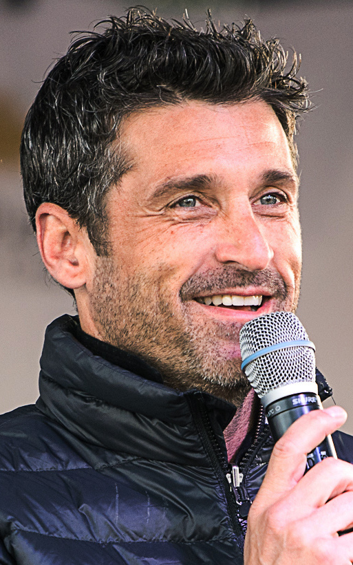 """Just to be clear, I do not ever direct message people from my social media accounts. I do NOT have messenger for FB,"" Patrick Dempsey wrote Monday."