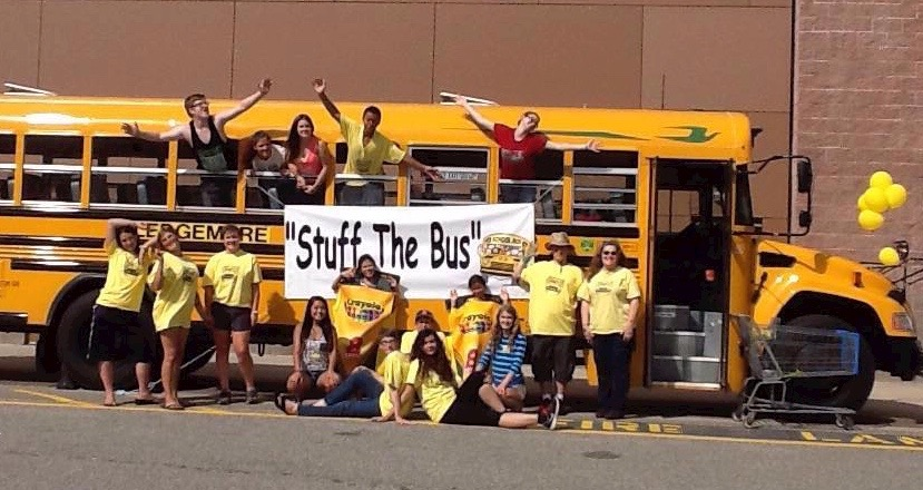Sanford's Stuff the Bus program which makes sure kids — and teachers — get school supplies they need for the upcoming season, is marking its 10th year. The bus will be at Sanford Walmart Friday and Saturday for those who'd like to help. Folks in Sanford and  surrounding communities  who would like to register to receive school supplies may do so at: http://stuffthebus.me/sign-up/.  Folks must register by Aug. 15. COURTESY PHOTO