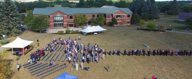 UMaine Augusta's new drone course training aces for a