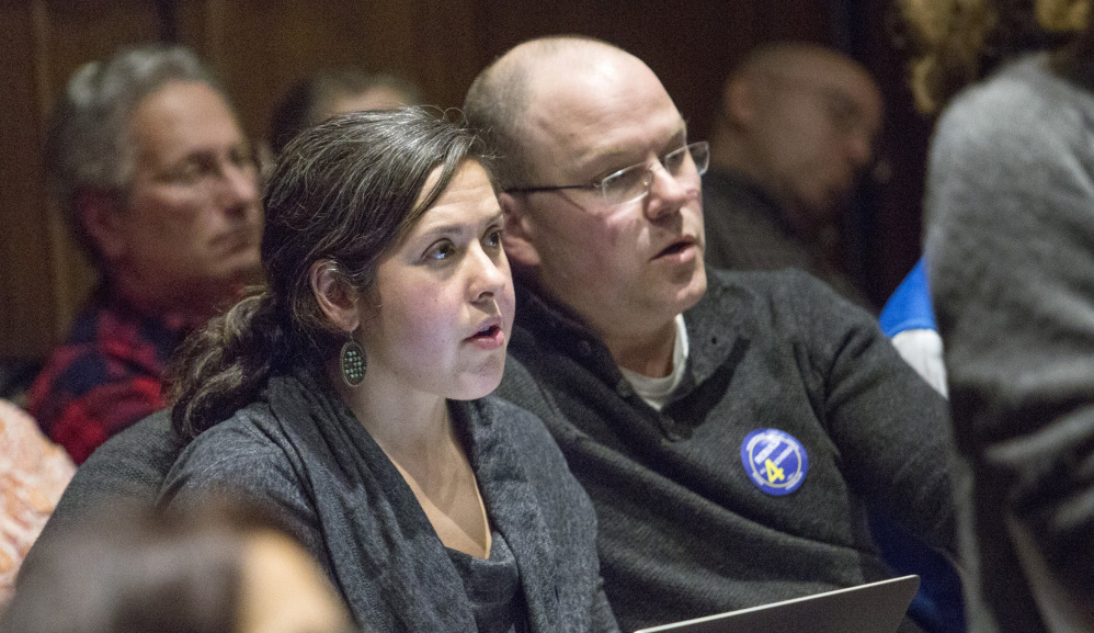 Progressive activists Emily Figdor and Steven Biel, who brought their political experience from Washington, D.C., to Portland in 2010, have added intensity to city politics over the past few years but are now at the center of Democratic infighting.