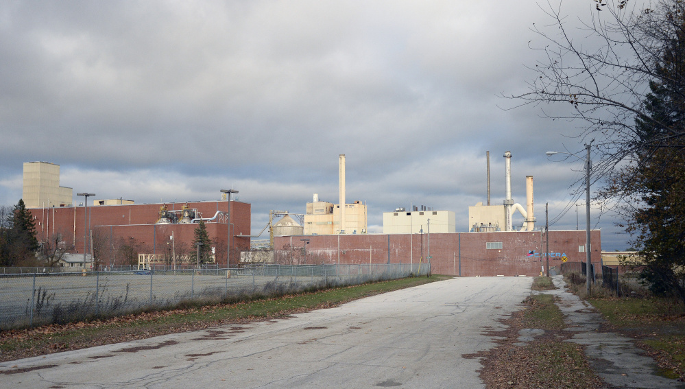 A Connecticut-based asset liquidation consortium bought the 300-acre Old Town mill complex last year. Legal issues hang over the mill's future.