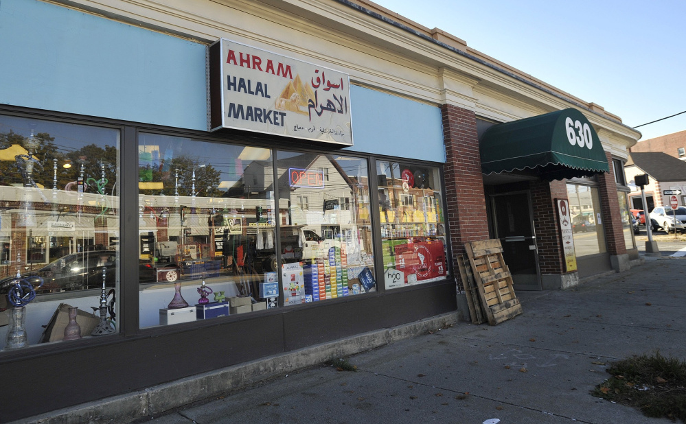 Ali Ratib Daham, former owner of Ahram Halal Market in Portland, faces up to 20 years in prison after pleading guilty Tuesday to money laundering, theft and conspiracy to defraud.