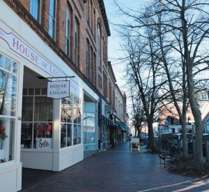 """""""WE'RE BEING DISCOVERED for all of the qualities we already know we have: The friendliness, the walkability, the architecture,"""" said Mari Eosco, chairwoman of the Bath City Council."""