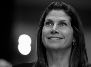 THEN-REP. MARY BONO, R-Calif., listens at the Conservative Political Action Conference (CPAC) in Washington in 2011. One current and three former female members of Congress tell The Associated Press they have been sexually harassed or subjected to hostile sexual comments by their male colleagues while serving in the House. For years Bono endured the increasingly suggestive comments from a fellow lawmaker in the House. But when the congressman approached her on the House floor and told her he'd been thinking about her in the shower, she'd had enough.