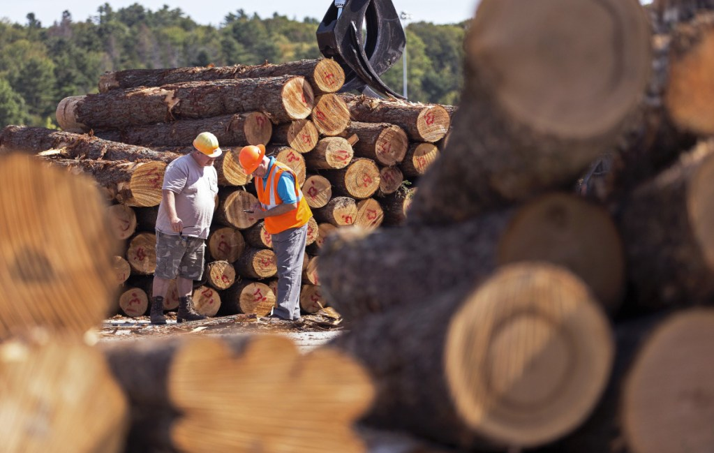 A bailout of the biomass industry in 2016 has soured Gov. Paul LePage on the idea of a new subsidy. Biomass plants convert wood into electricity.