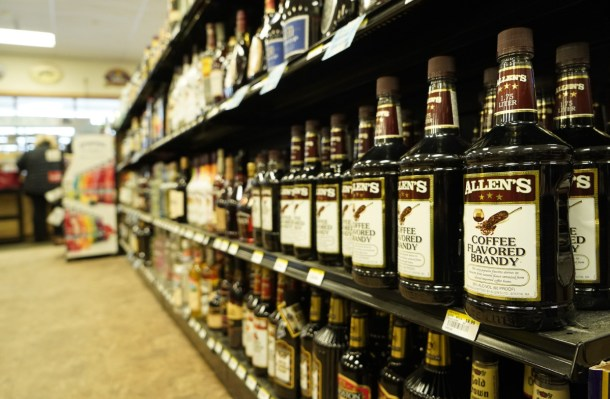 Coffee brandy's still No  1 in Maine, but Fireball's in hot