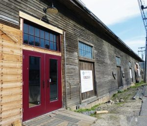THE FREIGHT SHED, home to the Bath Farmers' Market, may not open this weekend due to the extreme cold.
