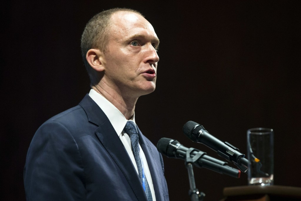 Carter Page, an adviser to Donald Trump when he was a presidential candidate, had been on the FBI's radar at least since 2013 for his connections to Russia.