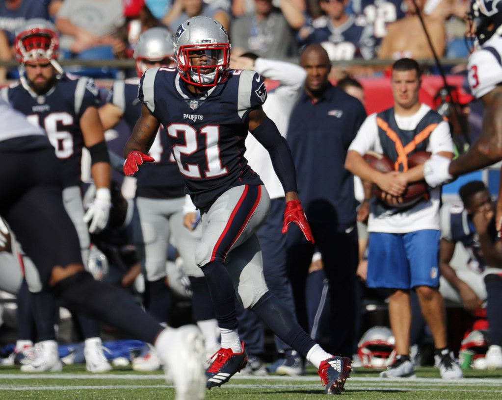 """Patriots cornerback Malcolm Butler released a statement addressing rumors he was benched for the Super Bowl because of off field misconduct. He said those reports are """"ridiculous."""""""